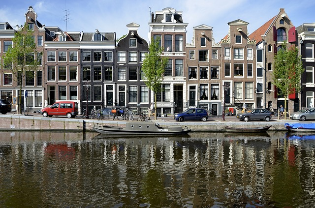 Alquiler Coches Amsterdam